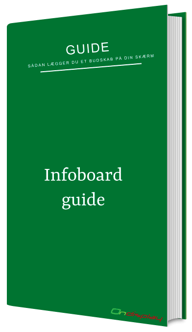 Guide til vores infoboards
